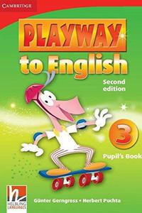 Playway to English 2ed. 3 PB