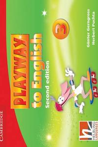 Playway to English 2ed. 3 CD