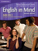 English in Mind 3 2nd Edition Audio CDs