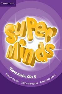 Super Minds 6 CD (4)