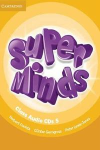 Super Minds 5 CD (4)