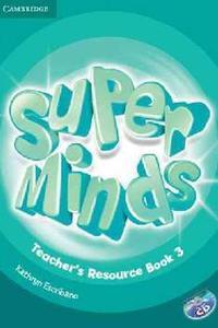 Super Minds 3 Teach Resource Book