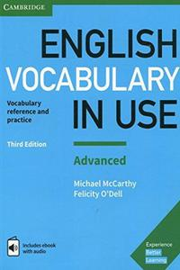 English Vocabulary in Use: 2ed. Advanced with answers and CD-ROM