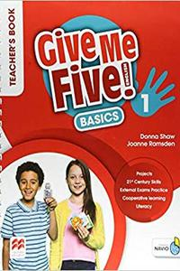 Give Me Five! 1 Teacher's Book