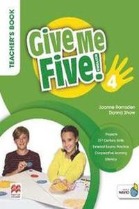 Give Me Five! 4 Teacher's Book