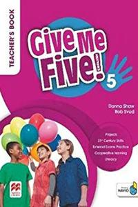 Give Me Five! 5 Teacher's Book