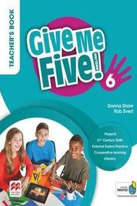 Give Me Five! 6 Teacher's Book