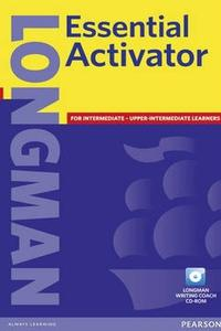 Longman Dictionary Essential Activator Paper with CD-ROM