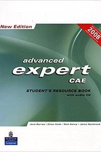 Advanced Expert new edition Studemt´s book without key + CD