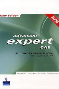 Advanced Expert new edition Studemt´s book with key + CD