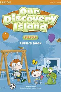 Our Discovery Island Starter Pupil's Book with PIN Code