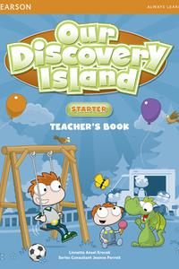 Our Discovery Island Starter Teacher's Book with PIN Code