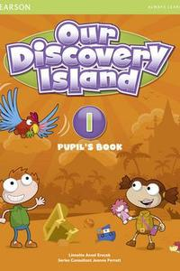 Our Discovery Island 1 Pupil's Book with PIN Code