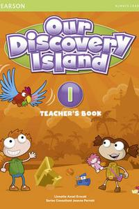 Our Discovery Island 1 Teacher's Book with PIN Code