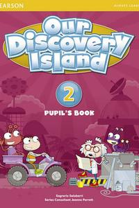 Our Discovery Island 2 Pupil's Book with PIN Code