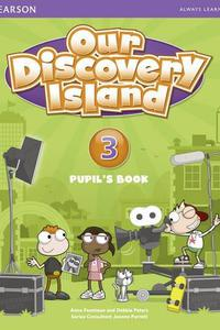 Our Discovery Island 3 Pupil's Book with PIN Code