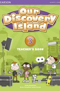 Our Discovery Island 3 Teacher's Book with PIN Code