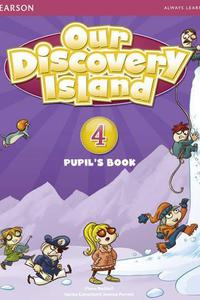 Our Discovery Island 4 Pupil's Book with PIN Code