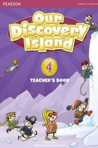 Our Discovery Island 4 Teacher's Book with PIN Code