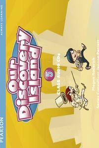 Our Discovery Island 5 Audio CD