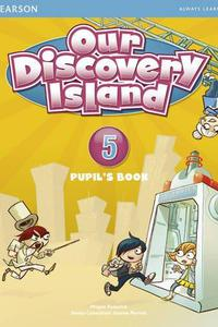 Our Discovery Island 5 Pupil's Book with PIN Code