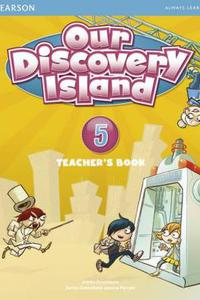 Our Discovery Island 5 Teacher's Book with PIN Code