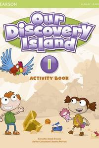 Our Discovery Island 1 Activity Book with CD-ROM
