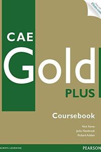 CAE Gold Plus Coursebook with CD-ROM & iTests Access Code