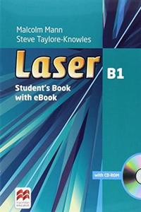 Laser new B1 Student's Book  + eBook Pack
