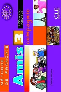 Amis et compagnie 3 CD individuell