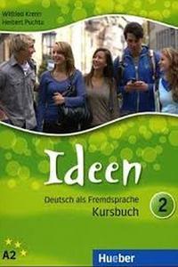Ideen 2 Paket (Kursbuch +slovenský pracovný zošit +CD)