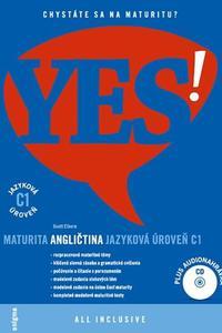 Angličtina YES - maturita - jazyková úroveň (C1) + CD