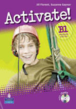 Activate! B1 Level Workbook (with key) with iTest Multi-ROM