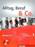 Alltag Beruf & Co. 1 Kursbuch + Arbeitsbuch mit Audio-CD zum Arbeitsbuch