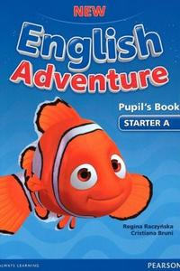 New English Adventure Starter A Pupil's Book + DVD pack - učebnica
